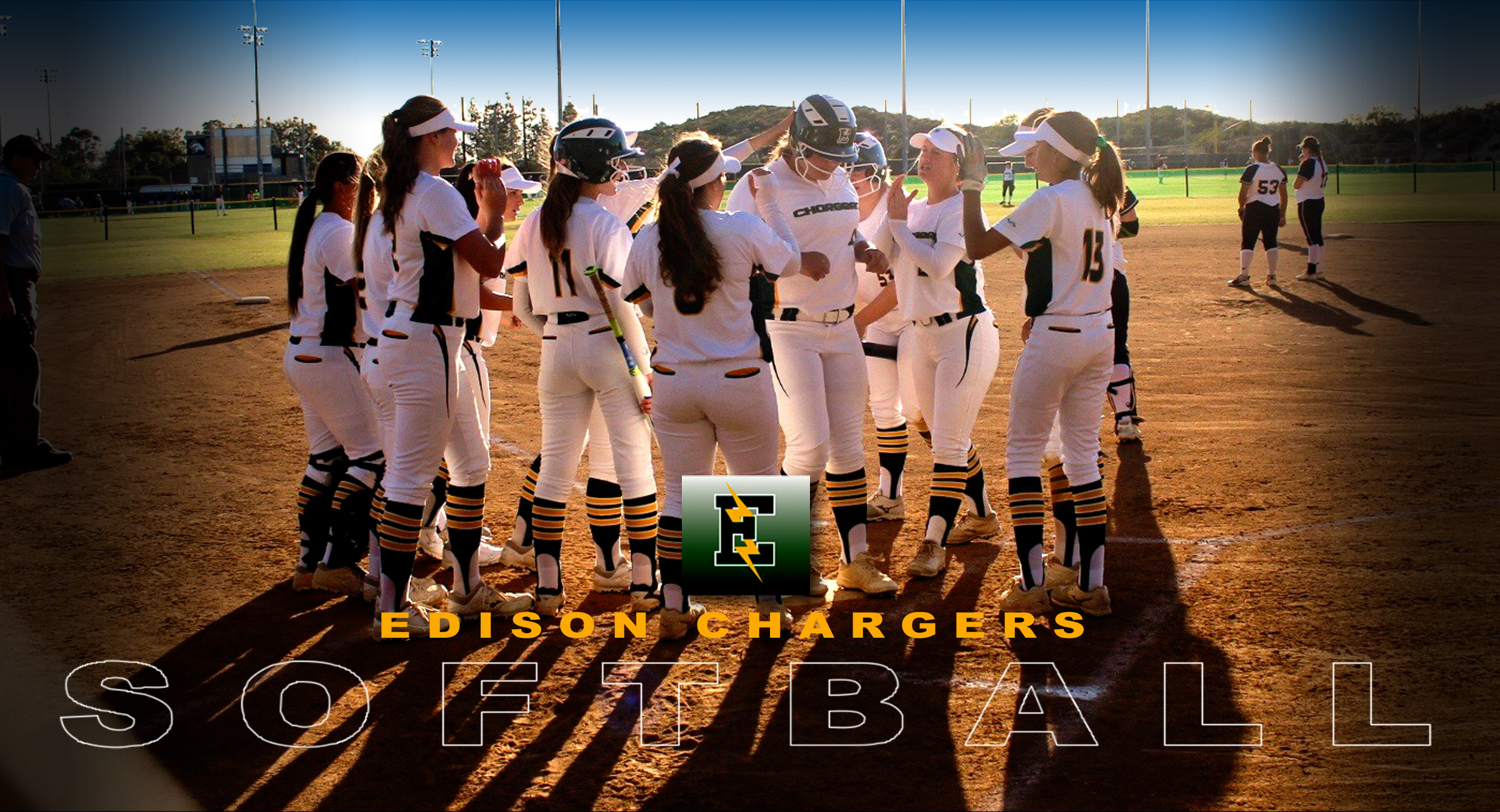 Edison Chargers Softball