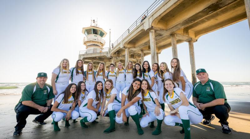 2020 Edison Chargers Varsity Softball